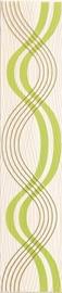 Flīzes Felina Verde Listelle 8,5x40cm