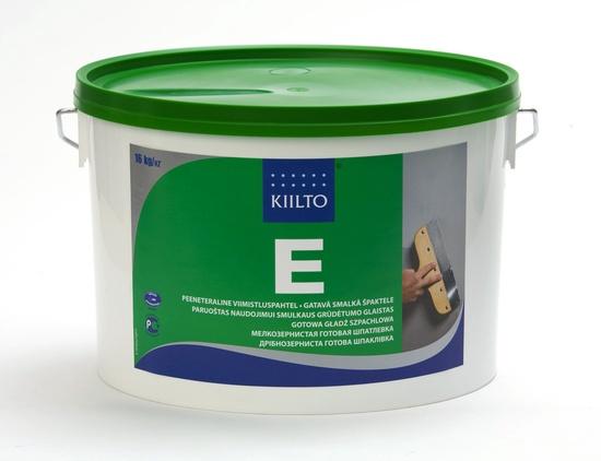 Špaktele Kiilto E, 16kg