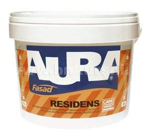 Krāsa mūra fasādēm Eskaro Aura Residens TR 9L