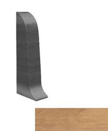 Põrandaliistu ots Vox Smart Flex 524/724 hele pirnipuu, 4tk