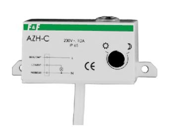 Hämaralüliti, 10A, 230V, IP65, 50x67x26 mm