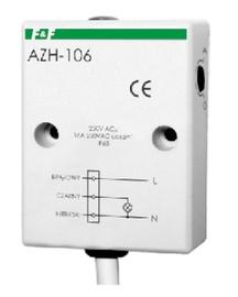 Hämaralüliti AZH-106, 16A, 230V, IP65, 25 x 50 x 67 mm
