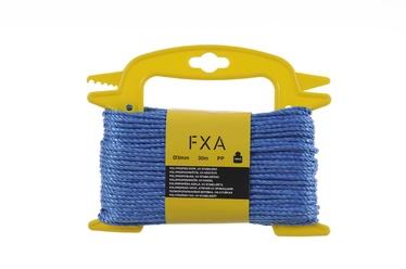 Köis FXA keeratud sinine 3mm/30m