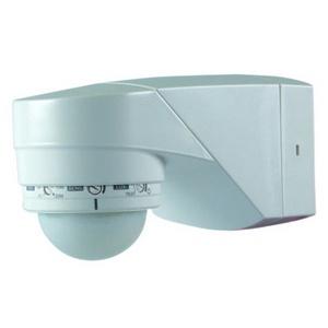 Kustības sensors REV 16m 360° 2300W IP55, balts