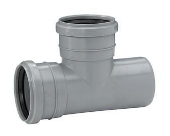 Kanalizācijas trejgabals Uponor PP Ø50/50mm 90°