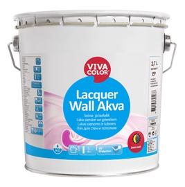 Seinalakk Vivacolor Wall Akva, poolmatt 2,7L