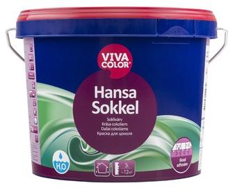 Krāsa cokoliem Vivacolor Hansa Sokkel A 2,7L