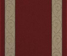 Grīdas celiņš Bel Air 67x130cm, sarkans