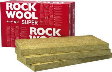 Kivivill Rockwool Superrock, 150x565x1000mm 2,825m²