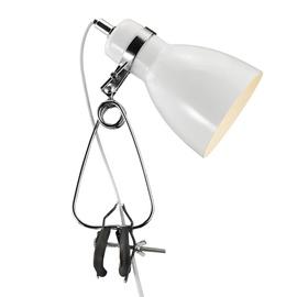 Näpitslamp Nordlux Cyclone, valge