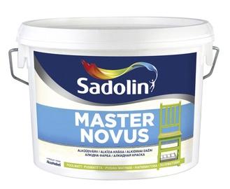 Alküüdvärv Sadolin Master Novus, poolmatt, valge (BW) 2,5L