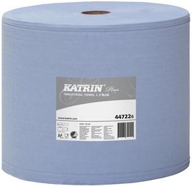 Paberrätid Katrin, tööstuslik, sinine, 350 m
