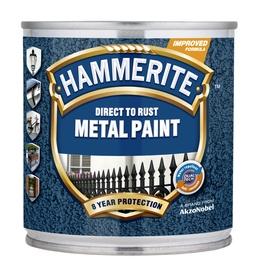 Metallivärv Hammerite Smooth, valge 250ML