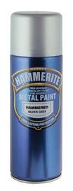 Aerosoolvärv Hammerite Smooth, hõbe 400ML