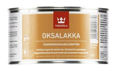 Laka sveķu un zaru vietām Tikkurila Oksalakka 0,33L