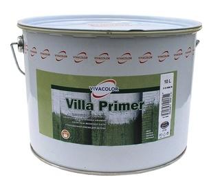 Kruntvärv Villa Primer, valge (AP) 10L