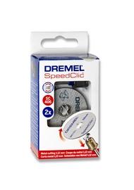 Lõikekettad Dremel SC406, 2 tk