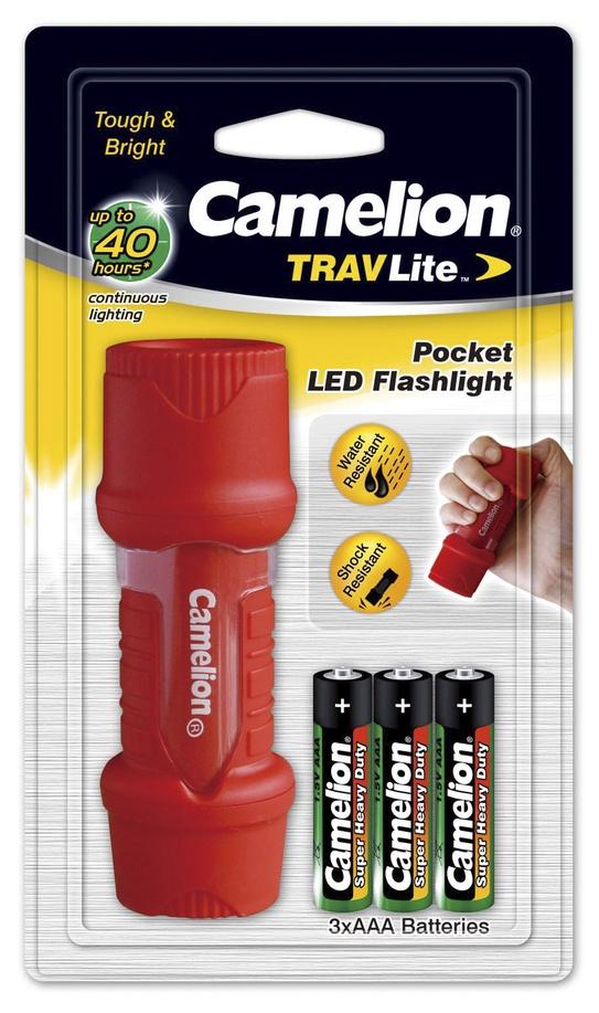 404495d3a8f Taskulamp Camelion LED + 3x AAA - Krauta.ee