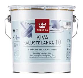 Peitslakk Tikkurila Kiva, matt 2,7L
