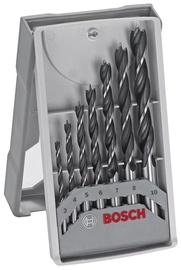 Puidupuuride komplekt Bosch 3-10 mm, 7-osaline