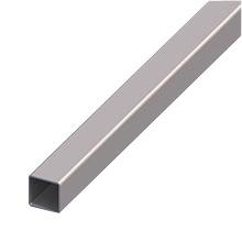 Toru kant Prof, 20x20x1,5 mm, 1 m, teras