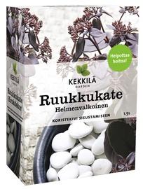 Potikate dekoratiivsed kivid Kekkilä, pärlvalge 1,5L