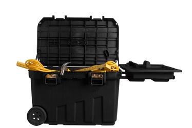 Instrumentu kaste ar riteņiem Stanley 90L