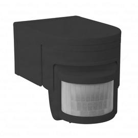 Kustības sensors Kanlux 12m 160° 1200W, melns