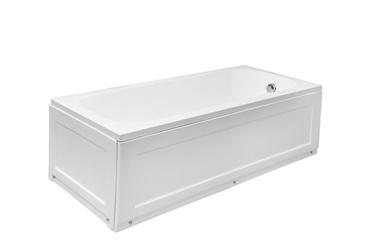 Nosegpanelis akrila vannai 150x70x42cm