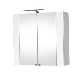 """Vonios spintelė """"Riva"""" su veidrodžiu SV80-10"""