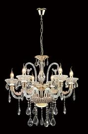 Griestu lampa 1101-6 LED13x2W+E14 6x40W