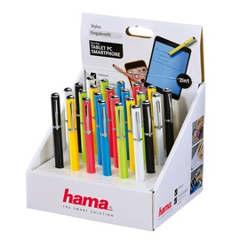 Duomenų įvedimo lazdelė Hama 2in1 Stylus