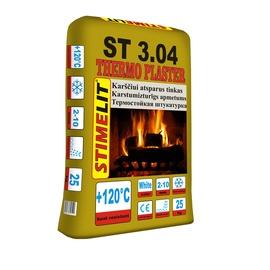 Tinko mišinys Thermo ST3.04, 25 kg