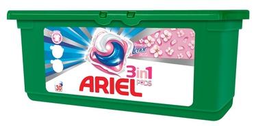 """Skalbimo kapsulės Ariel """"Touch of Lenor"""" 30 vnt"""