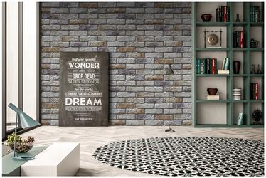 Dekoratiivkivi Brick Sahar Brown