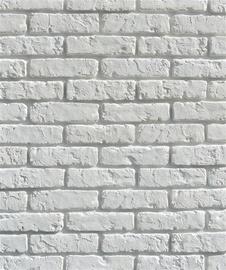 AKMENS DEKORAT. RETR BRICK WHITE