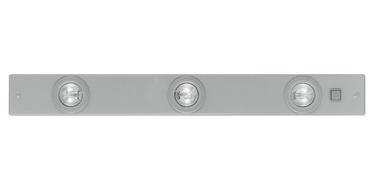Köögivalgusti Eglo Extend1 3x20W G4 hõbe