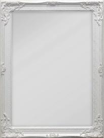Peegel antiik valge, 63x83cm