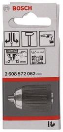Kiirkinnituspadrun Bosch, 1/2-20,  2,0-13,0mm