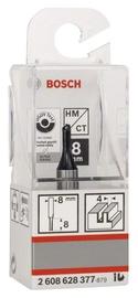 Sõrmfrees Bosch HM, B=4mm, L=8 mm, kinnitus 8 mm
