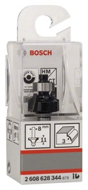 Freesitera Bosch, 3 mm, HM, 2-poolne