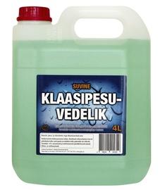 Suvine klaasipesuvedelik Turtle Wax, 4L