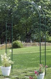 Metāla arka rozēm 240x37x140cm