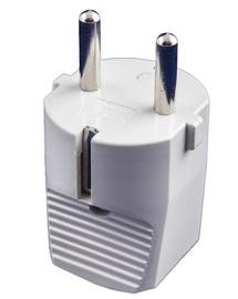 Kontaktdakša Electraline 16A 250V, balta
