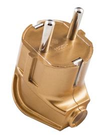 Kontaktspraudnis ar taisnu leņķi Electraline, bronza