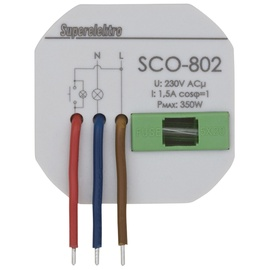 Valgusregulaator vedrulülitile 350W