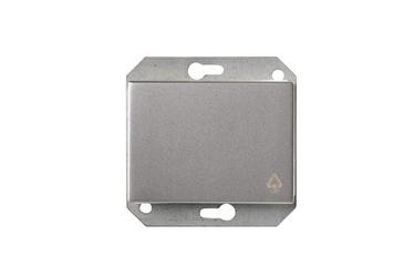 Vedrulüliti XP, valgustusega süvistatav raamita, metall