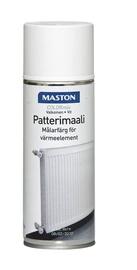 Aerosola krāsa radiatoriem Maston 400ml, balta