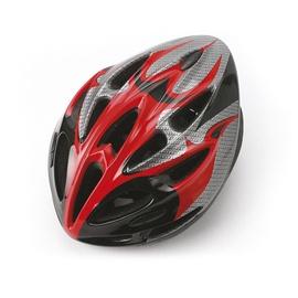 Jalgrattakiiver punane/hall/must, suurused L/XL