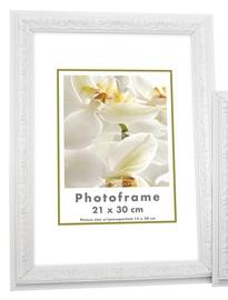 Pildiraam Nostalgia, valge, 21x30cm